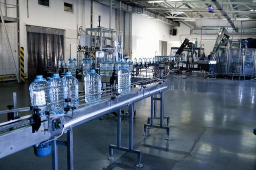 Drinking water production line 1