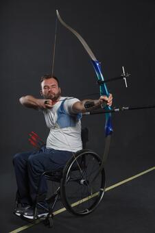 Parasport Archery 87
