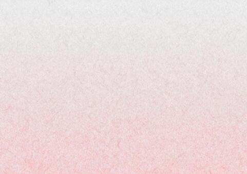 Japanese paper-like textured background material (cherry-colored) horizontal