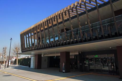 JR Ueno Station Park Exit