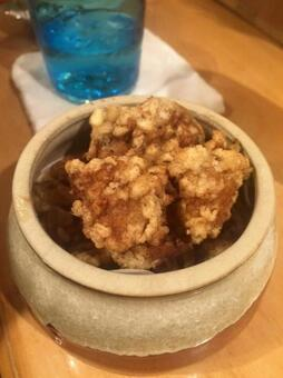 Deep-fried pots