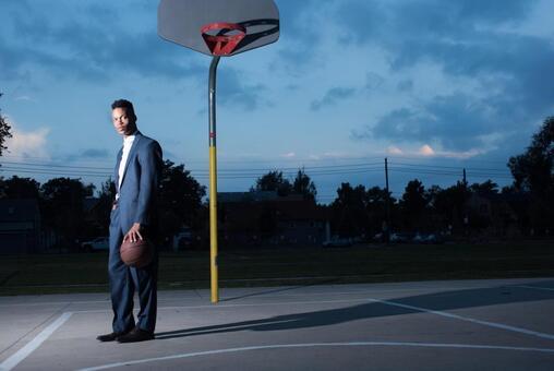 Foreigners who play basketball 29