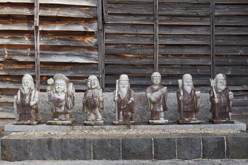 Seven Lucky Gods Narai-juku