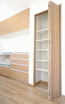Kitchen · Pantry