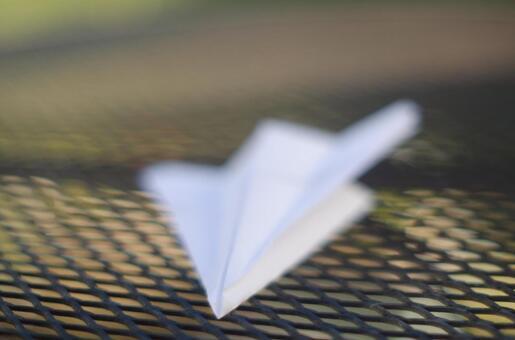 Paper flying machine 118