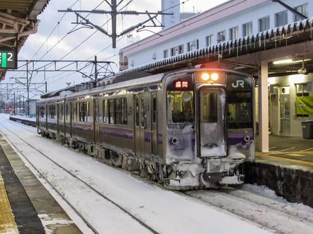 도호쿠 본선 보통 열차