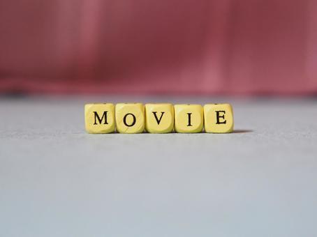 MOVIE (영화) 문자 소재