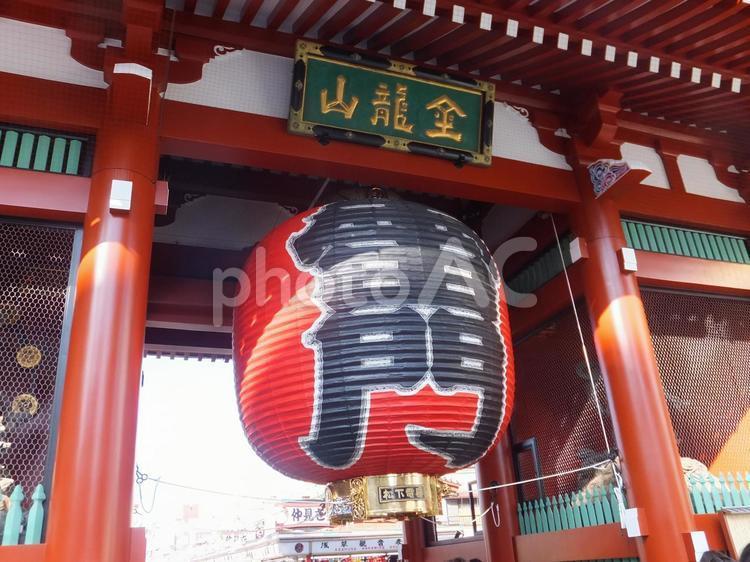 浅草寺 雷門の写真
