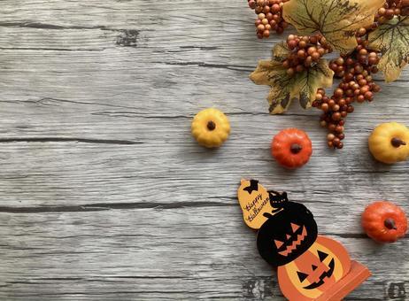 Cute halloween frame