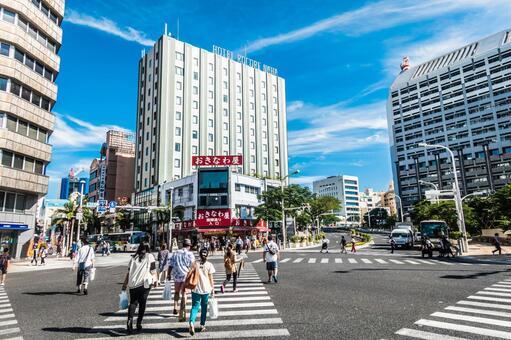 Tourist spot, Okinawa