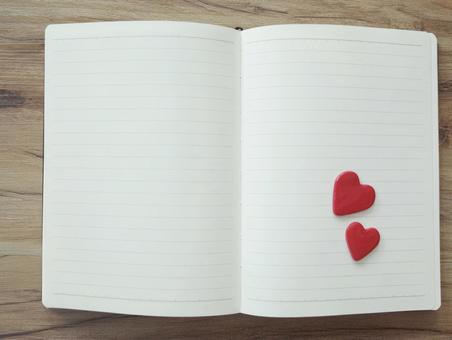 Notes and hearts