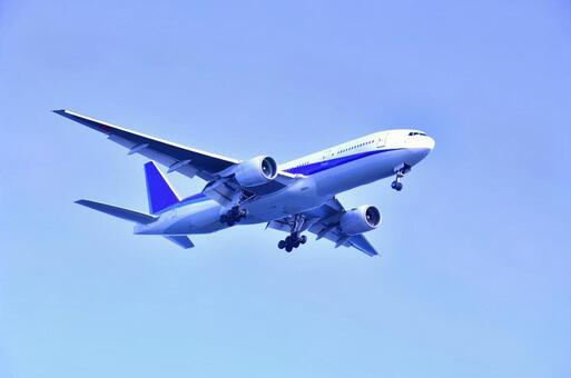 푸른 비행기