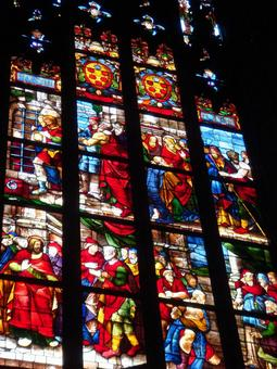 Stained glass # 1