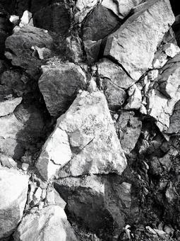 岩石皮膚(單調)