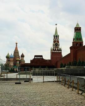 붉은 광장, 모스크바, 러시아.