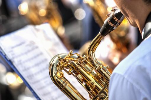 Brass band image 6