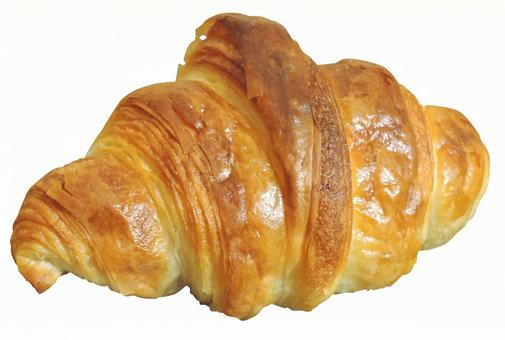 Croissant cutout material 2
