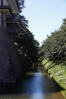 Hishiyagurayoko 1 Uchibori和樱桃树