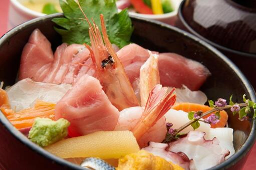 Seafood bowl image