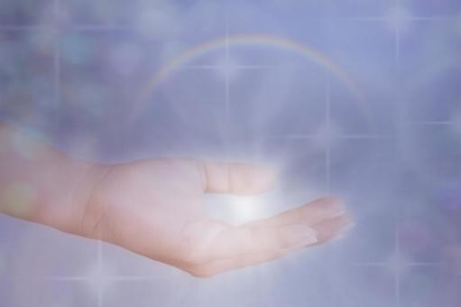Hands of healing