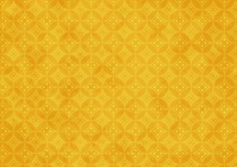 Gold foil 04
