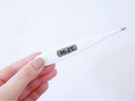 Thermometer (36.2 degrees)