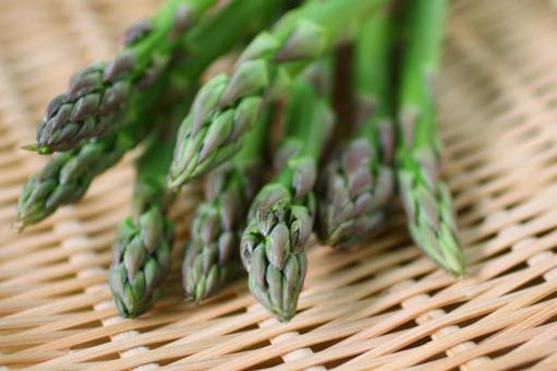 Fresh asparagus onion 2