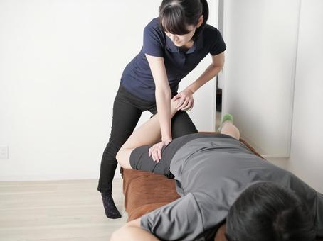 Manipulative / Cairo / Massage image