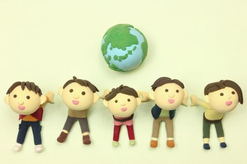 Earth and Friends 7