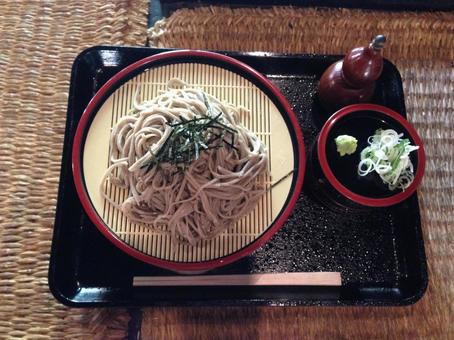 Buckwheat noodle experience