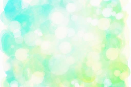 Pastel abstract image | Watercolor background of sunbeams