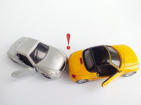 Traffic Accident (Immediately after a Collision)