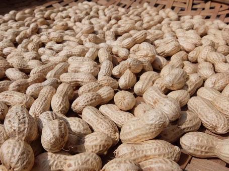 Grandma's peanuts