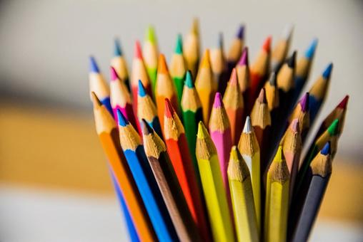 [living goods, stationery] color pencil