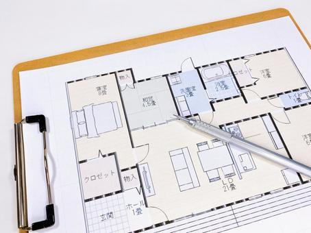 House design floor plan