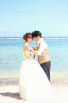 Photo Wedding On the beautiful Guam beach