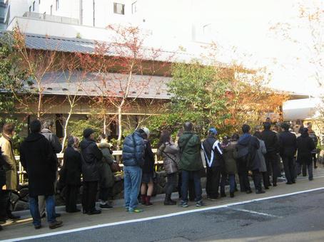 Toshikoshi荞麦面没有yabu荞麦面