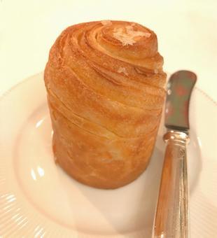French restaurant brioche