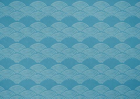 Texture 【Qinghai wave】