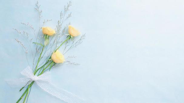 軟黃玫瑰16:9