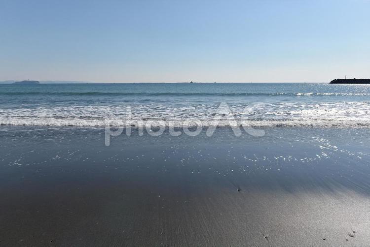 湘南サザンビーチの写真
