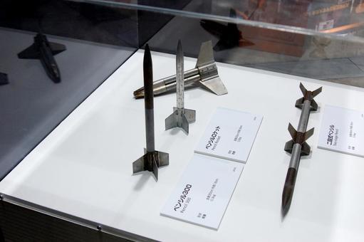 Japanese rocket development pencil rocket universe