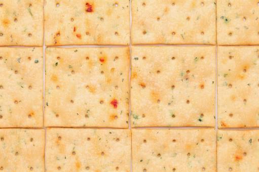 Cracker background