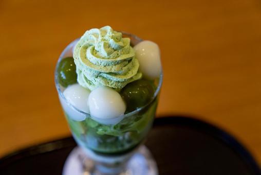 [Dessert] Matcha Parfait