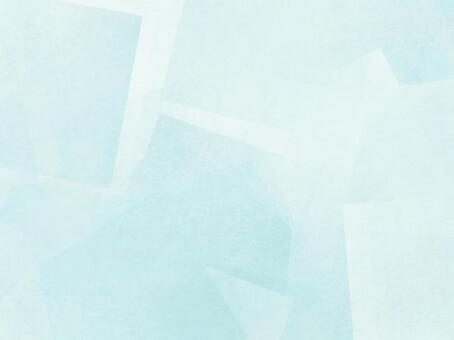 日本纸瓦片样式淡蓝色