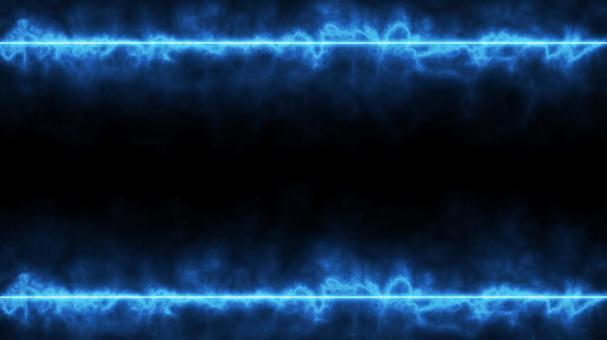 [1920px × 1080px] 블루 발광하는 광선 플레어 대