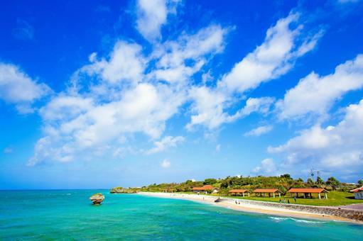 【Okinawa ☆ Taguchi Beach】