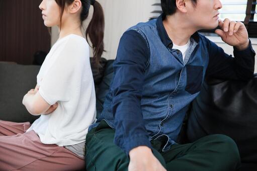 Image of matrimonial quarrel