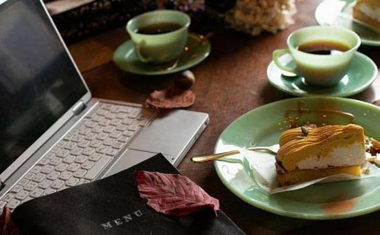PC and autumn sweets ⑤