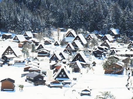 World Heritage Shirakawago